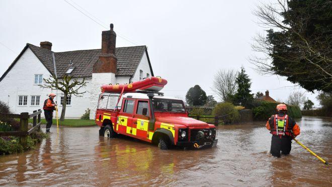 Mudança climática: futuras inundações atrasarão resposta de emergência