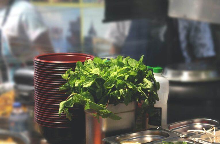Chá de hortelã, 6 benefícios que talvez você não saiba