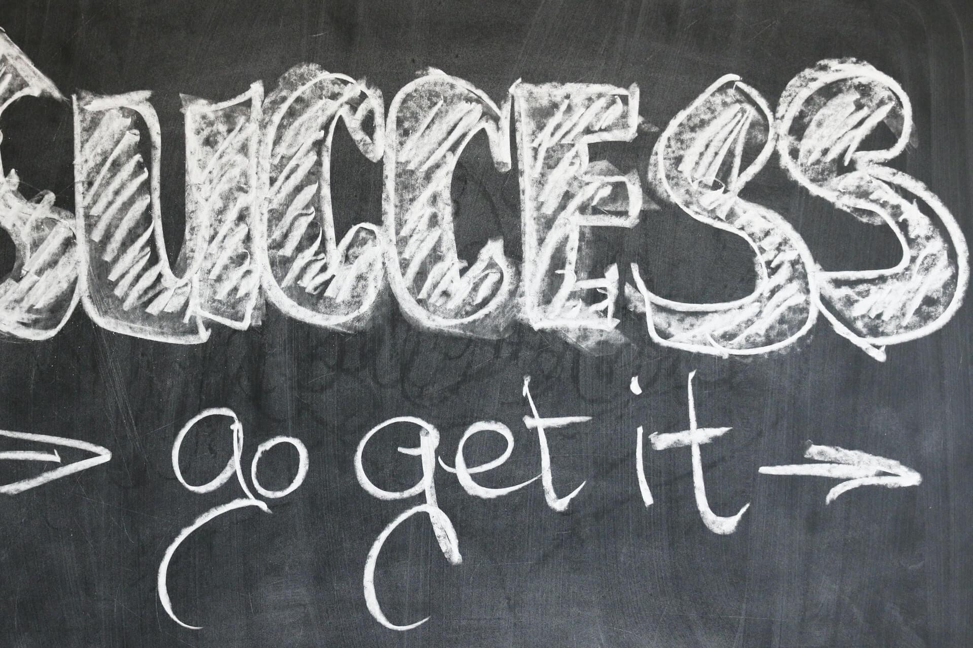 Por que não tenho sucesso?